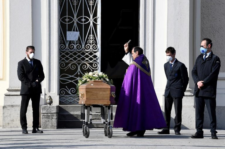 Death at home: the unseen toll of Italy's coronavirus crisis – Reuters