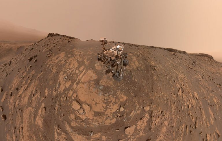 Bacteria Found In Ancient Ocean Rocks Provide Clues For Life On Mars – DOGOnews